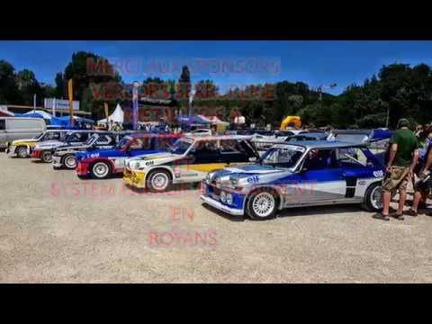 6 em rassemblement renault et alpine 2017
