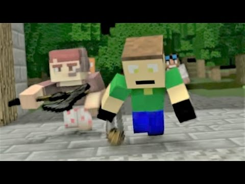 "Minecraft Song : ""Castle Raid 1 HOUR version"" (Minecraft Animation by Minecraft Jams)"