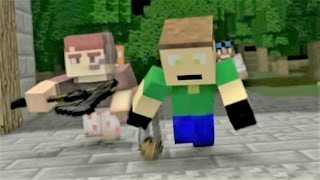 "Minecraft Song 1 Hour Version ""Castle Raid 1"" Minecraft Song by Minecraft Jams"