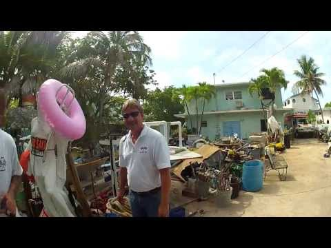 MARKY MARINE KEY LARGO & MY PERSONAL OBSERVATION OF DAVIDS HONOR & RELIABILITY