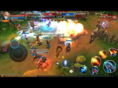 Sword Of Chaos PvP, İmmortal Vs Sancak Vip9