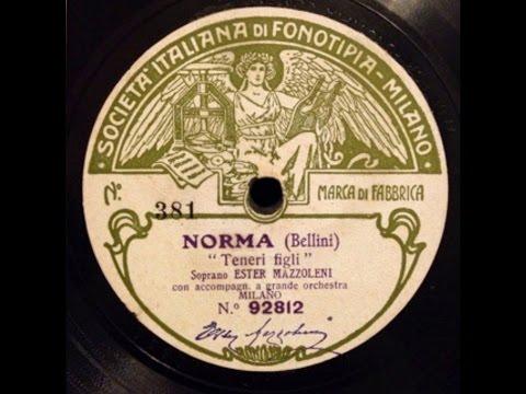 NORMA Recordings 1902-1923