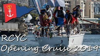 Royal Cape Yacht Club Open Cruise 2019