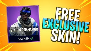 *FREE* NEW CONSOLE EXCLUSIVE EPIC SKIN COMING TOMORROW! - Fortnite: Battle Royale