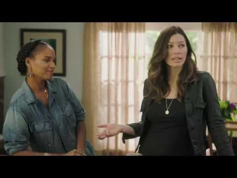 Jessica Biel, Whitney Cummings And Joy Bryant On Condoms