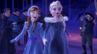 エルサとアナが歌う新曲「When We're Together」 映画『アナと雪の女王/家族の思い出』本編映像 thumbnail