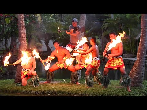Behind the Scenes - Polynesian Adventure! With the Polynesian Cultural Center
