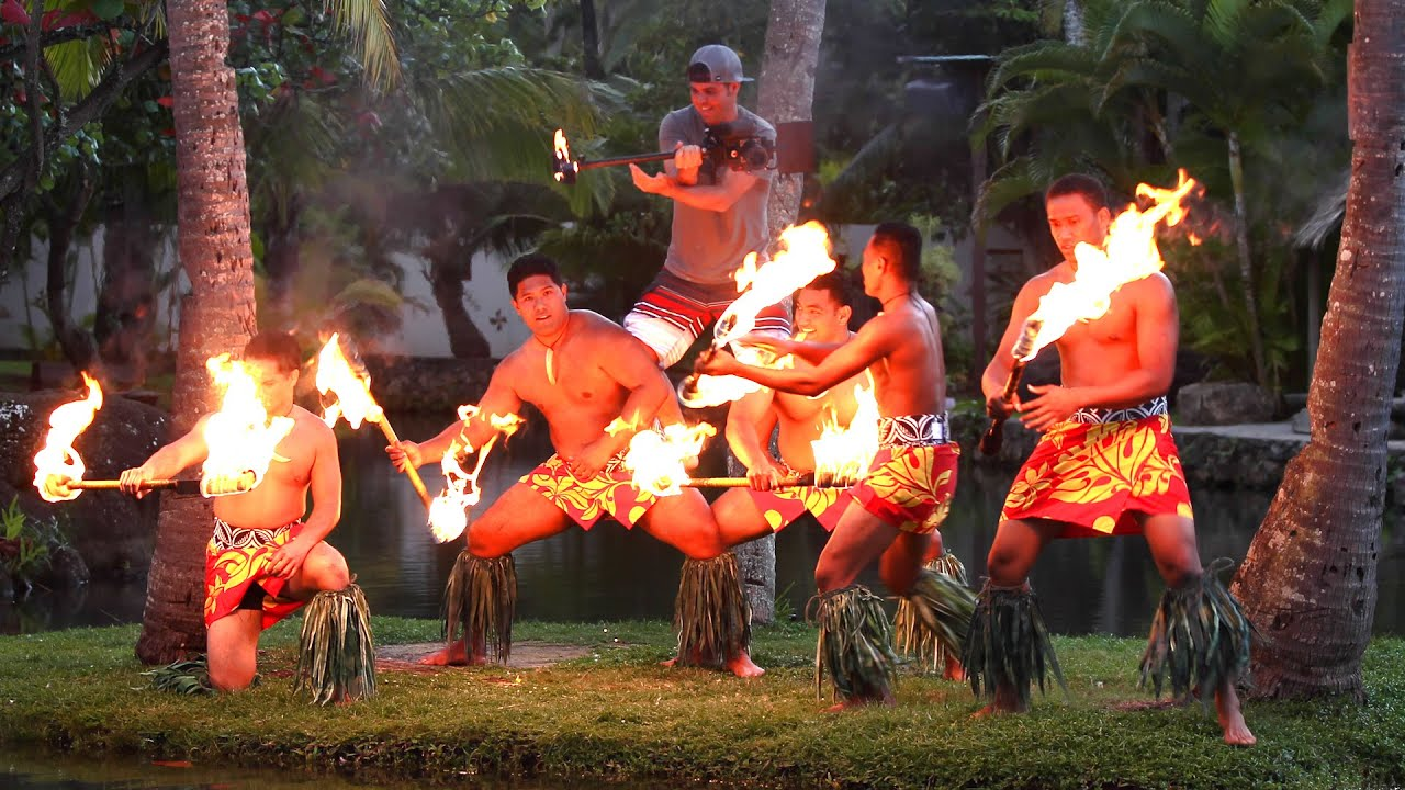 Behind The Scenes Polynesian Adventure With The Polynesian Cultural Center Youtube