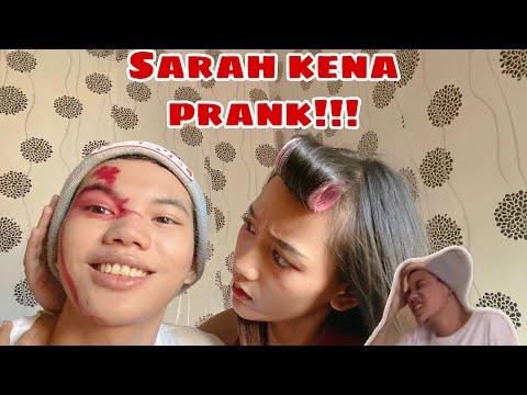 Akhirnya Sarah Kena Prank Juga!!!