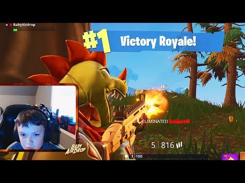 MY BEST DUOS GAME EVER! - Fortnite Battle Royale Duos With My Brother!