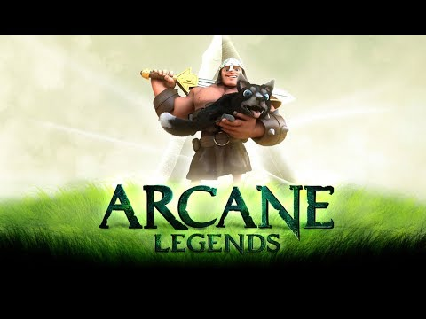 Let's Play Arcane Legends Android Gameplay