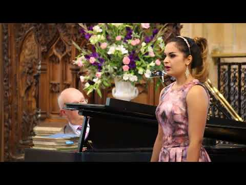 Gabriella Pineda-Rodrigues - He Shall Feed His Flock/Come Unto Him from Handel's Messiah