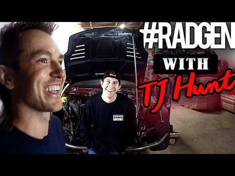 What Makes You Drift: TJ HUNT