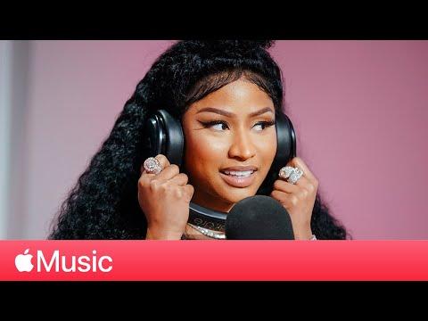 Nicki Minaj: The Making of 'Chun-Li' | Beats 1 | Apple Music