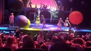 Игра со зрителями в Пинг Понг Цирк Чудес
