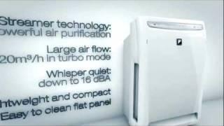 видео Воздухоочиститель Daikin MC70L