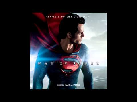 Man of Steel (OST) - Superman Rescues Martha Kent, Smallville Duel