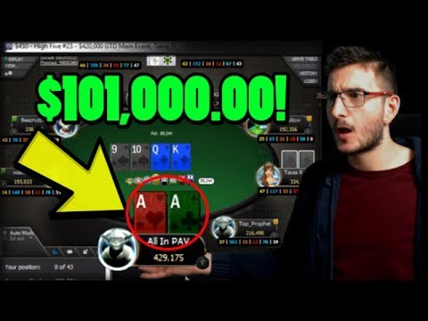 Going for My BIGGEST Cash EVER! $101,000 For 1st!!!