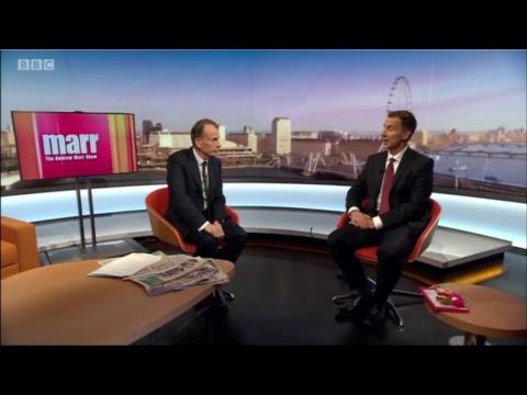 LIVE: Andrew Marr with: Jeremy Hunt, Arlene Foster, Tony Blair and Richard Burgon