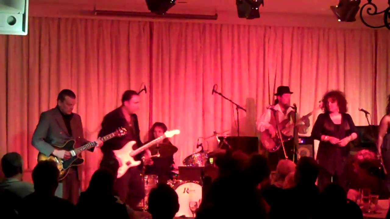 Jeff Pitchell and Texas Flood W/special guest J. Geils Live @ The Bull Run Restaurant 1/22/11