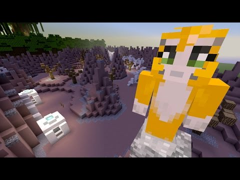 Minecraft Xbox - Lion King - Elephant Graveyard (4)