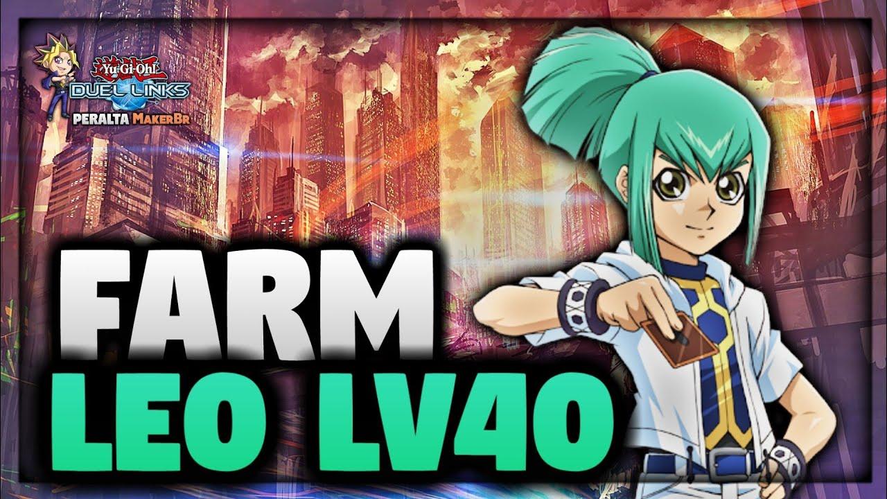 FARM LEO - MELHOR DECK F2P - Yu-Gi-Oh Duel Links