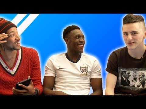 Comments Below feat. Danny Welbeck