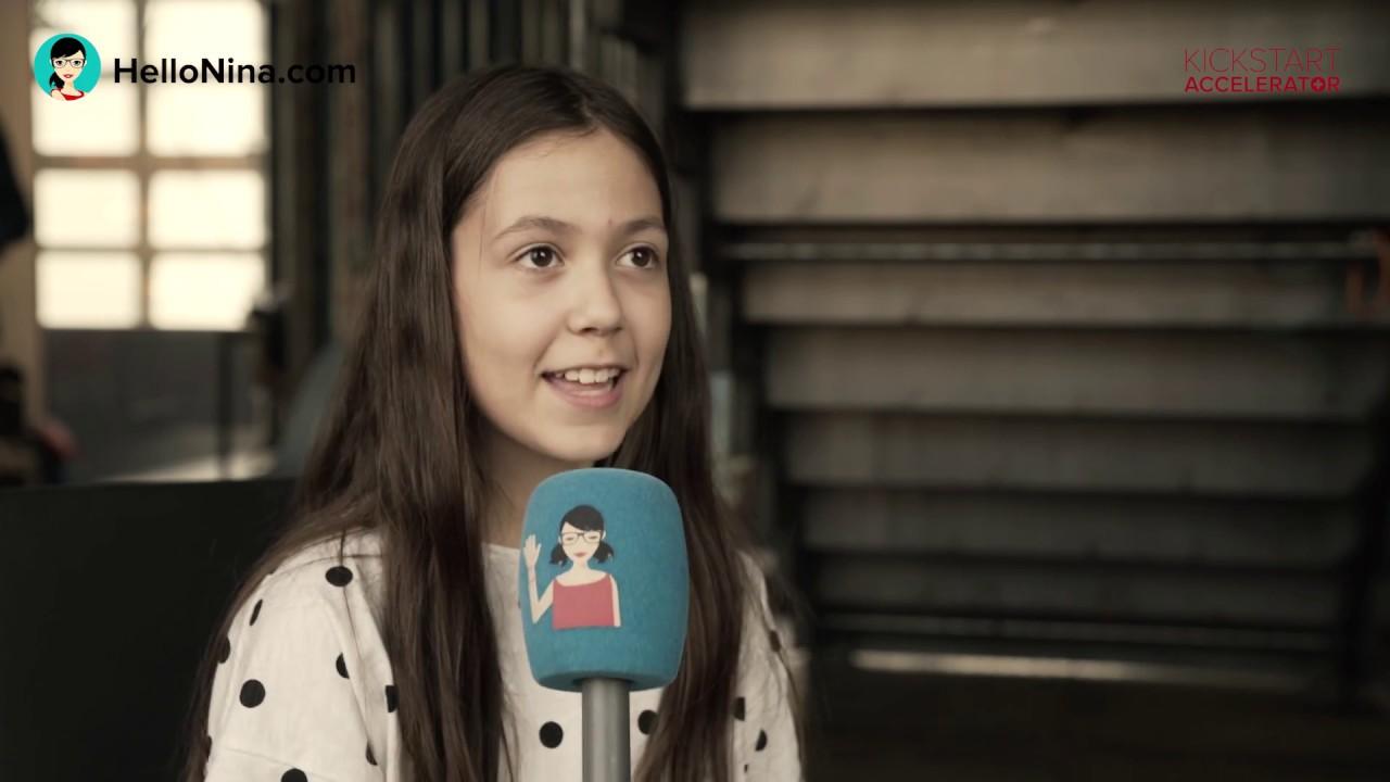 "@KickstartAccelerator: ""Nina of Tomorrow"" meets ""Big Brands of the Future"""