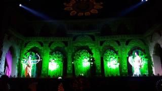 KARNAFULLY LIGHTINg..  Durga Puja 2015 at Shema Shongho Puja Mondop Potenga Ctg..