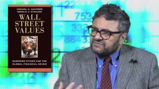 The Authors Corner - Wall Street Values