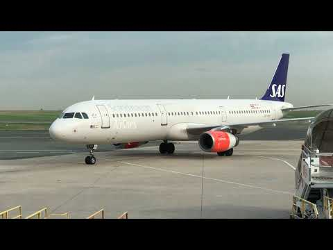 from PARIS CDG to COPENHAGEN with SAS SCANDINAVIAN in SASGO (Mar 2017)