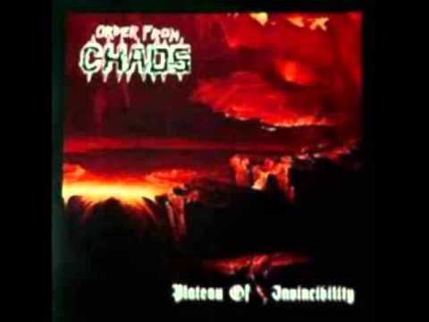 ORDER FROM CHAOS - Plateau of Invincibility[+Live into Distant Fears]