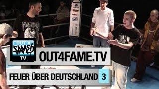 257ers vs Du Kuckst Klan - Feuer über Deutschland 3