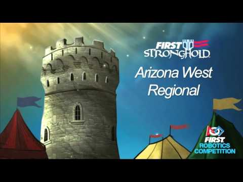2016 FIRST Arizona West Regional