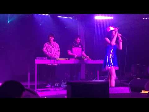 Kero Kero Bonito - Trampoline (Live)
