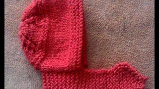 Easy Hindi Knitting Design No  # 15 Scarf Ritu Creations | Knitting Hindi |