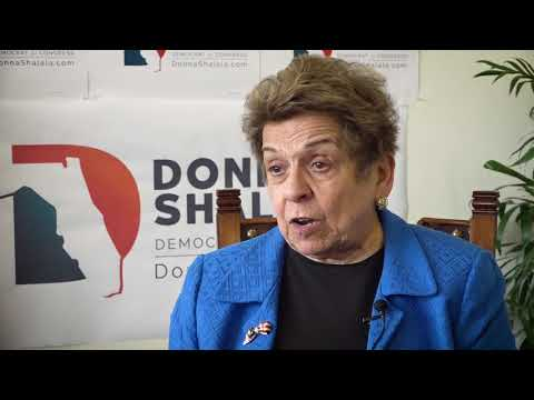 Donna Shalala on running for Congress