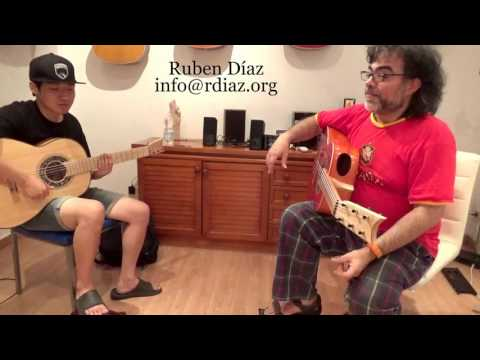 Own Remates por Tangos /Modern Flamenco guitar lessons/Online learning Ruben Diaz