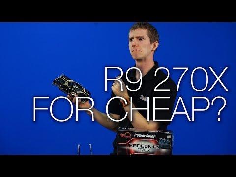 R9 270 Vs R9 270X AMD Radeon - Product Showcase
