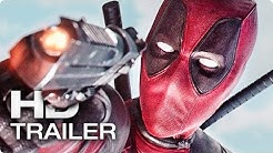DEADPOOL Red Band Trailer German Deutsch (2016)