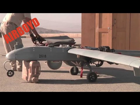 AAI RQ-7 Shadow Tactical Unmanned Aircraft System