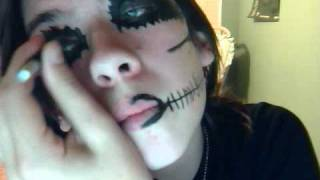 Andy Six Makeup PART TWO