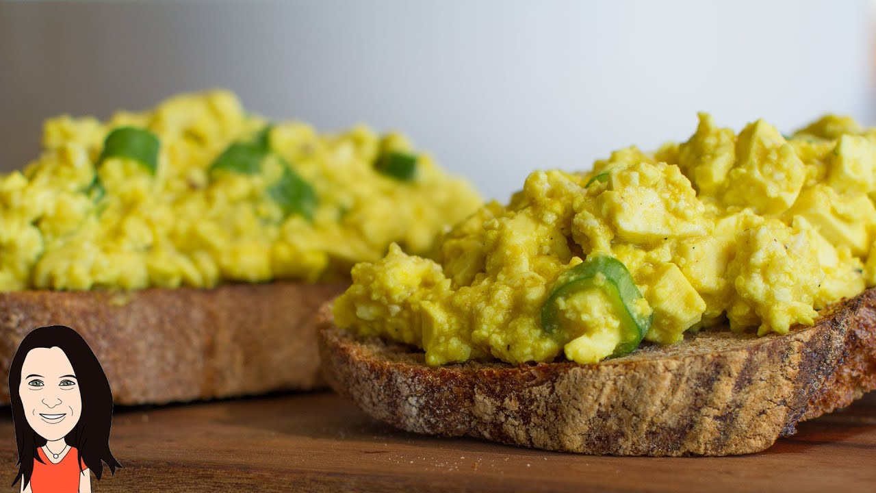 how to make the best egg salad sandwich