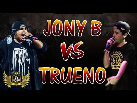 Jony Beltran vs Trueno - Club Media Fest Mexico 2017