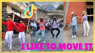 I Like To Move It Tiktok Dance