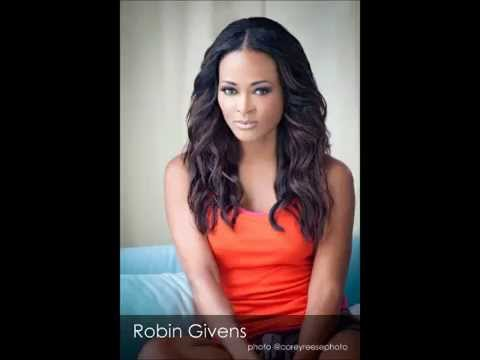 robin givens where is she now