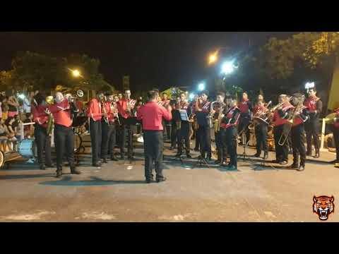"""BAMUSB """"Trompete de Espanha"""" (I CINFABAN Intermunicipal de Bujaru-PA)"""