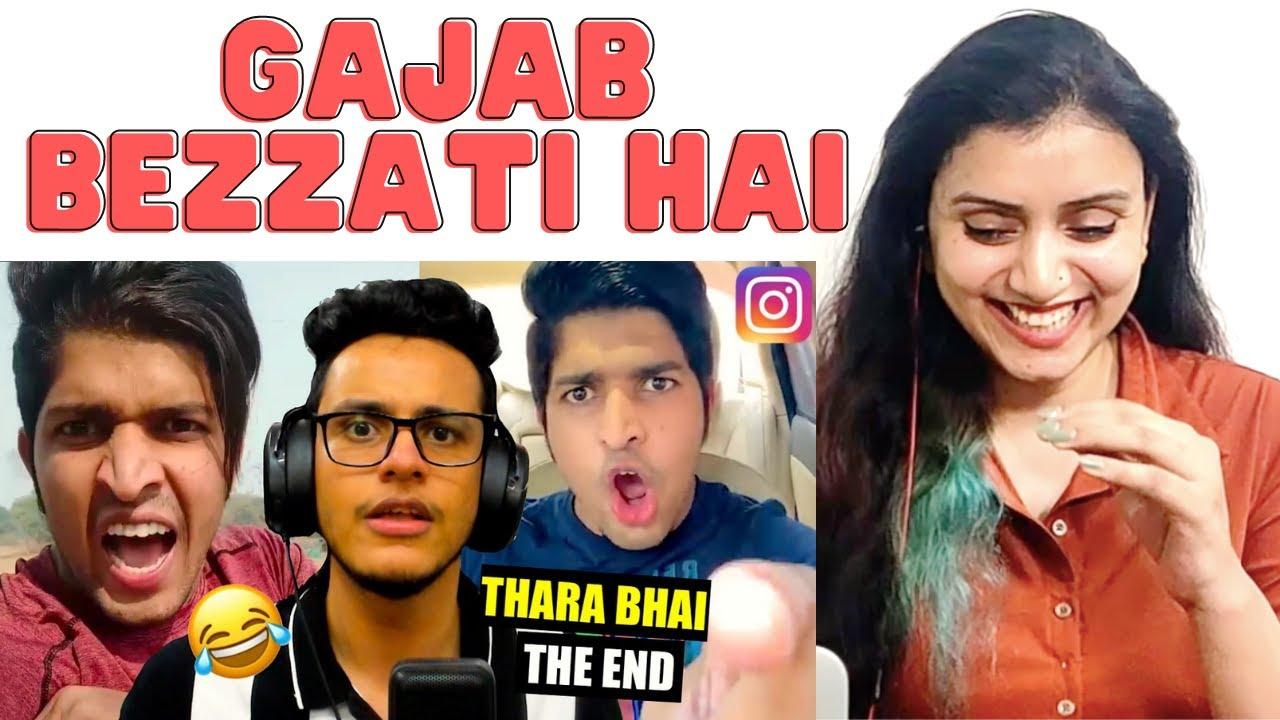 Reaction | Thara Bhai Joginder - The END | Praveshika Katoch