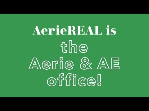 REALisms From The Aerie Office