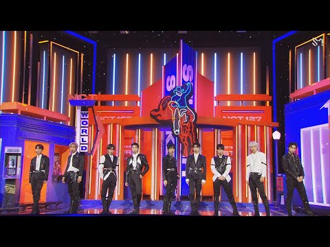 NCT 127 엔시티 127 'Sticker' Comeback Stage